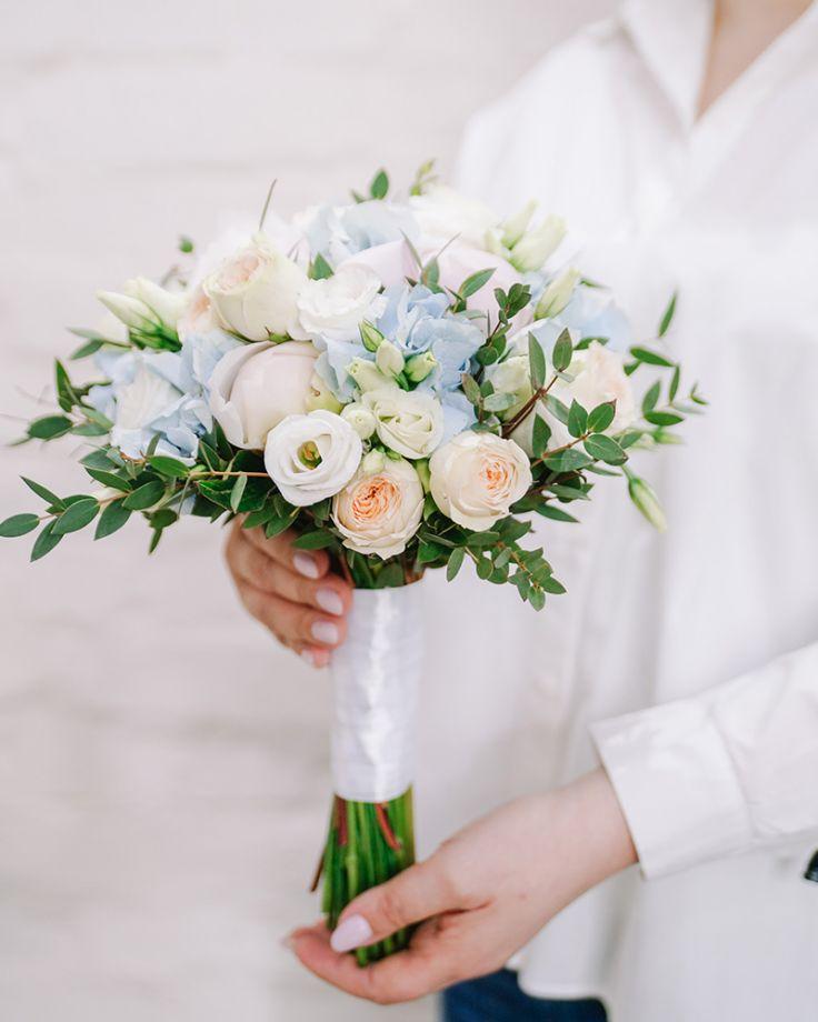 """Свадебный букет невесты """"Вдохновение"""""""