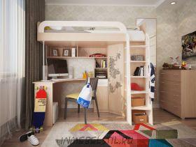 Набор мебели Мультиплекс (детский комплекс)