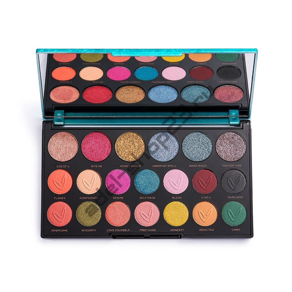 Revolution - x Carmi Make Magic Palette