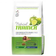 Trainer Natural Adult Maxi with Dry-Cured Ham and Rice  Корм для взрослых собак крупных пород с сыровяленой ветчиной и рисом 3 кг