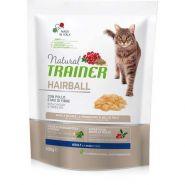 Trainer Solution Feline Adult Hairball Control Корм для взрослых кошек для выведения шерсти (300 г)