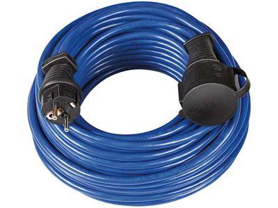 Удлинитель brennenstuhl BREMAXX IP44 кабель 25 метров синий AT-N05V3V3-F 3G1,5 (1169820)