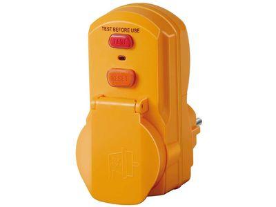 Розетка с устройством защитного отключения (УЗО) Brennenstuhl BDI-A 30; IP54 (1290660)
