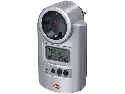 Ваттметр-счетчик бытовой двух-тарифный Brennenstuhl PM 231E (1506600)