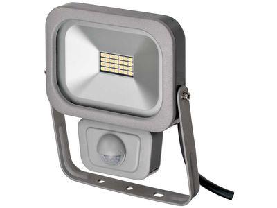 Прожектор светодиодный с датчиком движения Brennenstuhl L DN 2810 FL PIR, 950 lm; IP54; 10 Вт; класс А+ (1172900101)