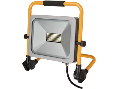 Прожектор светодиодный Brennenstuhl ML DN 9850 FL 5м, IP54, кабель H07RN-F 3G1,0; 50В, 4750лм, класс А+ (1172900502)