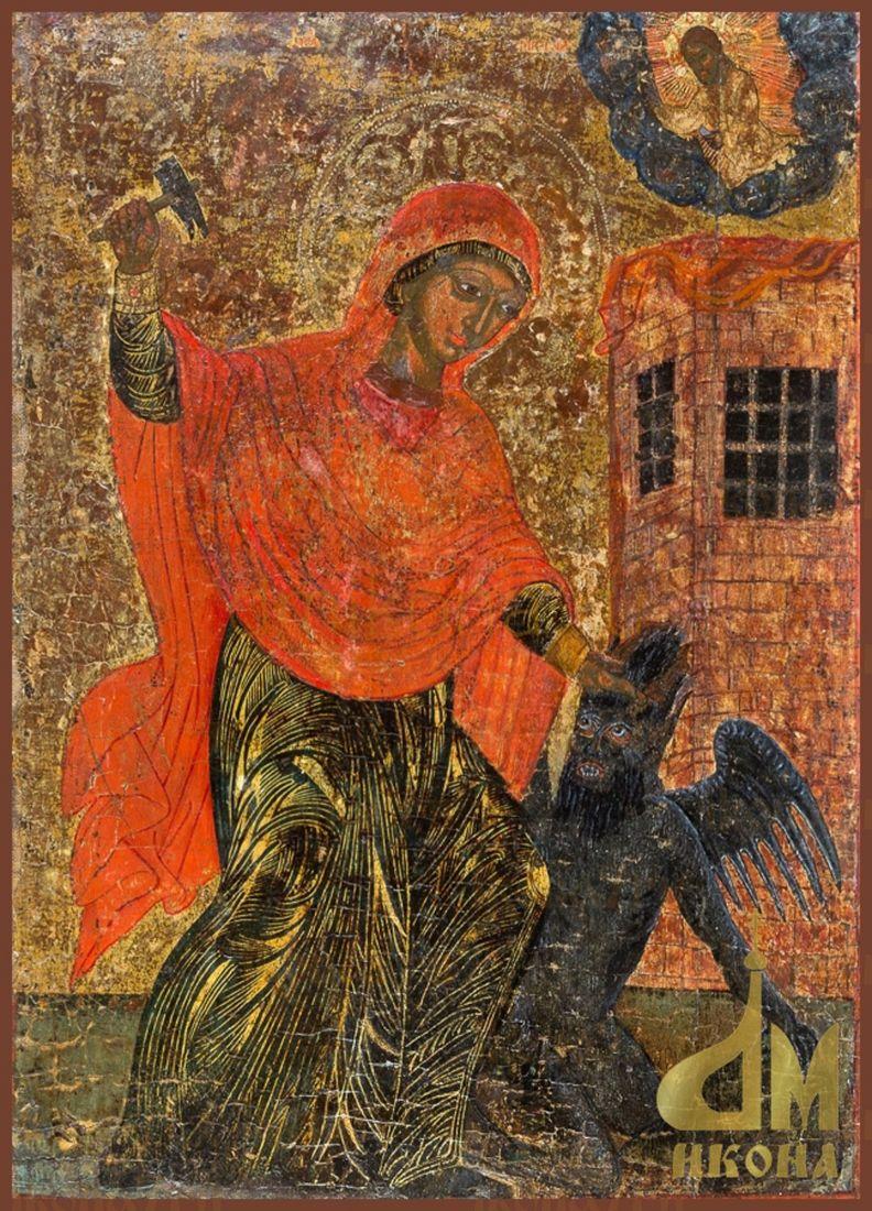 Икона Великомученица Марина Антиохийская