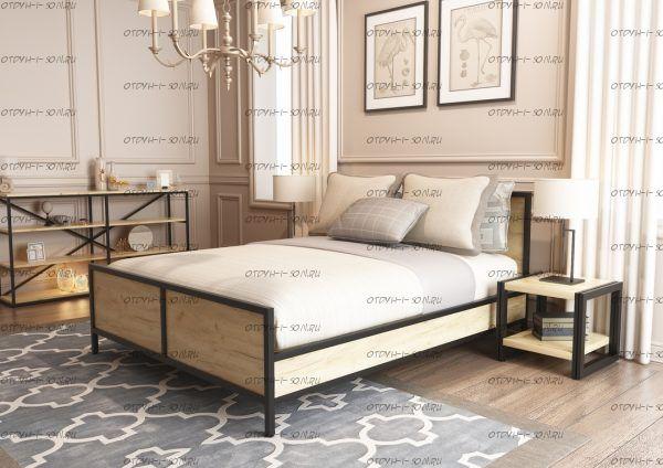 Кровать Loft №5