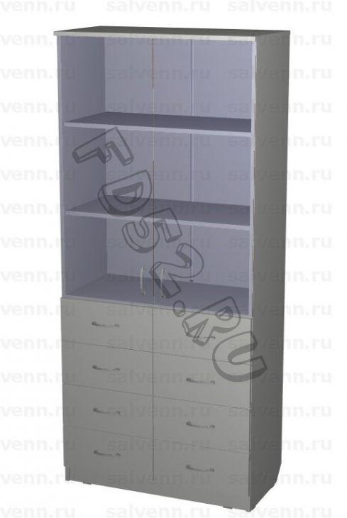 Шкаф двухстворчатый ШД-1.7