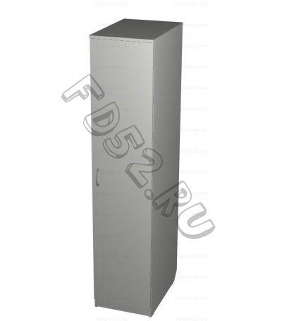 Шкаф одностворчатый для одежды                 ШО-2