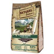 Natural Greatness Lamb Recipe Sensitive Монопротеиновый корм на основе свежего мяса ягненка для собак с чувствительным пищеварением (12кг)