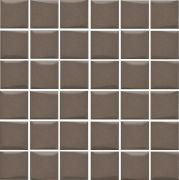Анвер Плита настенная коричневый 21039 30,1х30,1