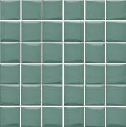 Анвер Плита настенная зеленый 21042 30,1х30,1