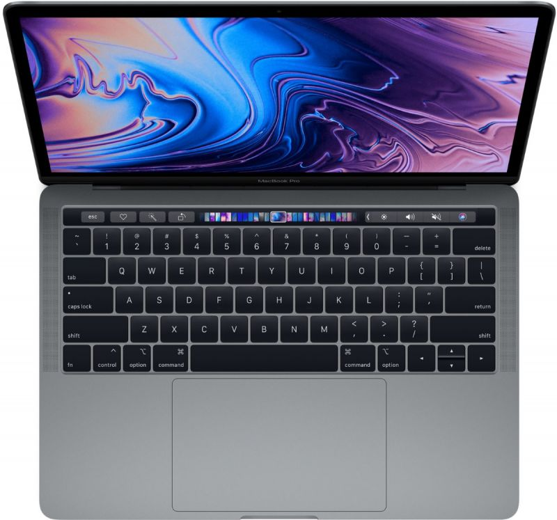 Apple MacBook Pro 13 (2019) 128GB Space Gray (MUHN2)