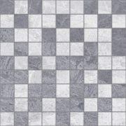 Pegas Мозаика тем.серый+серый 30х30