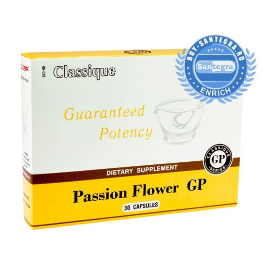 Passion Flower GP (Пэшн Флауэр Джи Пи)