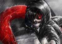 Плакат Tokyo Ghoul