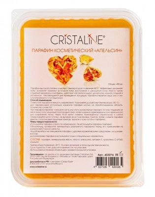 """Парафин косметический """"Апельсин"""" Cristaline, 450 мл."""
