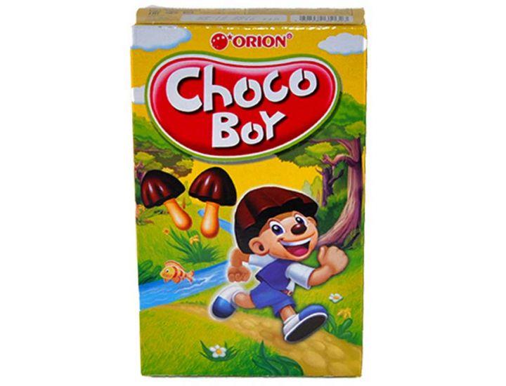 Печенье Чоко Бой 45г Орион