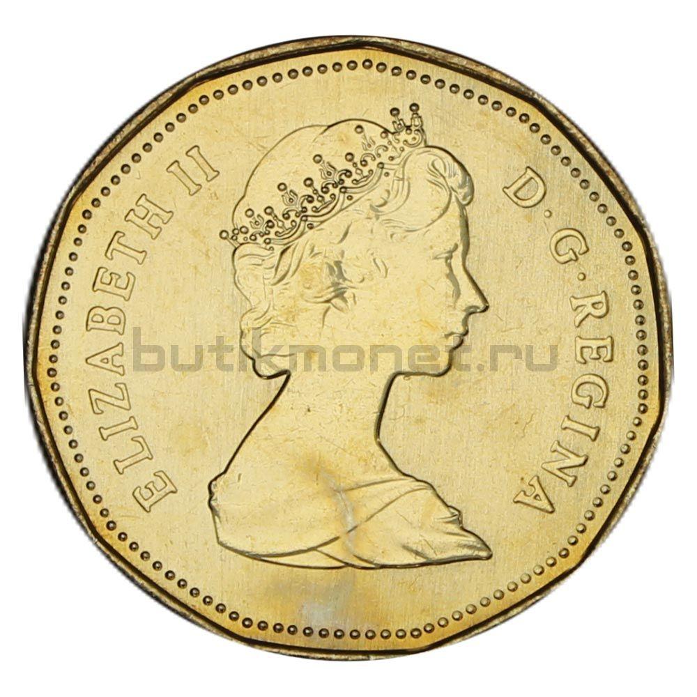 1 доллар 1987 Канада