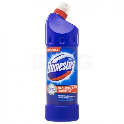 Чист.средство Доместос 1л Кристальная чистота