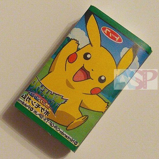 Жвачка Pokemon