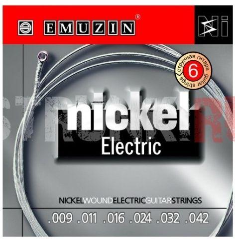EMUZIN 6N 9-42 Струны для электрогитары