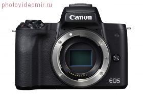 Фотоаппарат Canon EOS M50 body черный