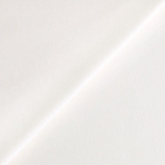 Лоскут трикотажной ткани молочный 50*30