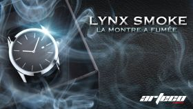 #НЕНОВЫЙ Lynx Smoke Watch (первая версия, классические Часы с дымом)