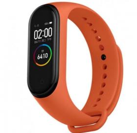 Фитнес-браслет Xiaomi Mi Band 4 Orange XMSH07HM (оранжевый)