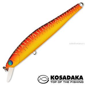 Воблер Kosadaka Ion XS 110F 110 мм / 14,2 гр / Заглубление: 0,3 - 1 м / цвет: RHT