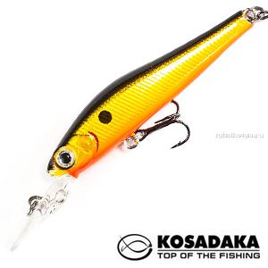 Воблер Kosadaka Ion XD 55F 55 мм / 3,4 гр / Заглубление: 1 - 1,5 м / цвет: HGBL