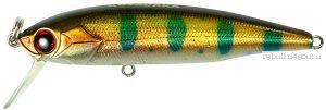 Воблер Kosadaka Jig Minnow 48S 48 мм / 3,5 гр / Заглубление: 0,3 - 1,5 м / цвет: HG