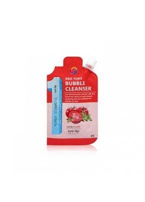 Пенка для умывания RED TOKS BUBBLE CLEANSER POCKET 20гр