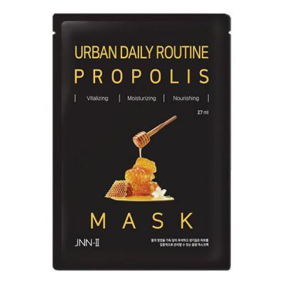 Маска тканевая с прополисом Jungnani Jnn-Ii Urban Daily Routine Propolis Mask 27мл