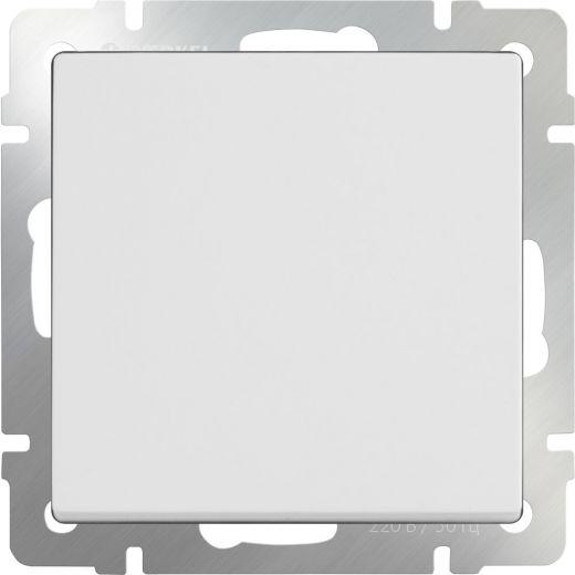 Декоративная заглушка белая / WL01-70-11