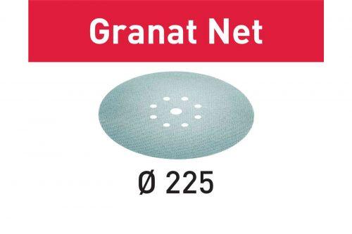 Шлифовальный материал на сетчатой основе STF D225 P100 GR NET/25 Granat Net