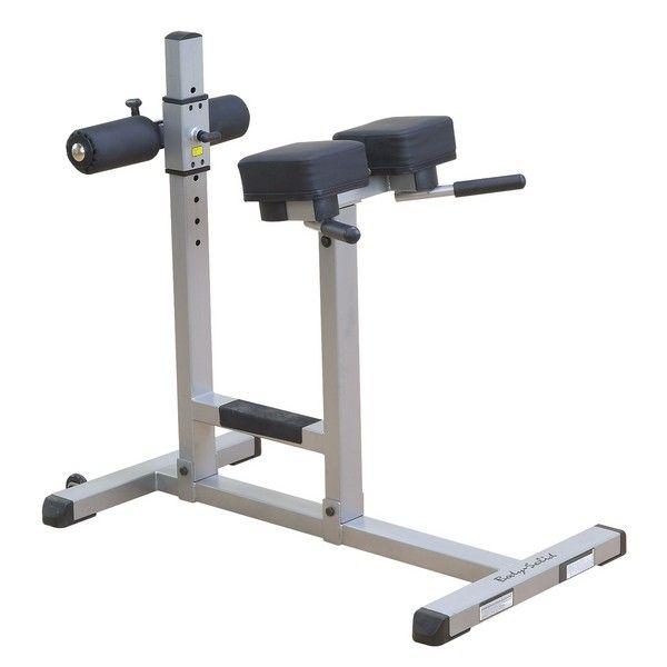 Римский стул регулируемый-гиперэкстензия Body-Solid GRCH-322