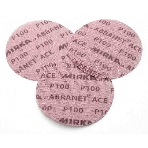 Круг шлифовальный сетчатый Mirka Abranet Ace Р180