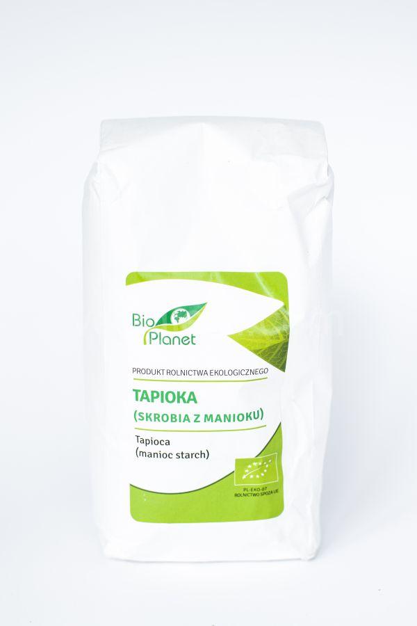 Органический крахмал  тапиоки Bio Planet ,400 грамм