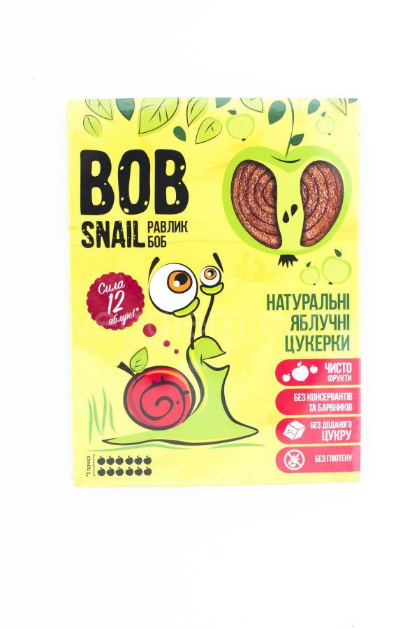 Пастила яблочная Bob Snail,60 грамм
