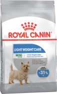 Royal Canin Mini Light Weight Care Корм для собак мелких размеров, склонных к избыточному весу, 3 кг.