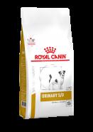 Royal Canin Urinary S/O Small Dog USD 20 Диета для мелких собак при заболеваниях дистального отдела мочевыделительной системы (1,5 кг)