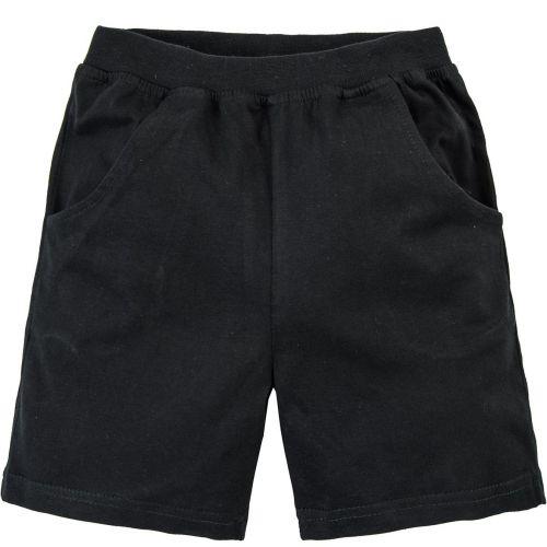 Черные шорты для мальчиков 3-7 лет BABY STYLE