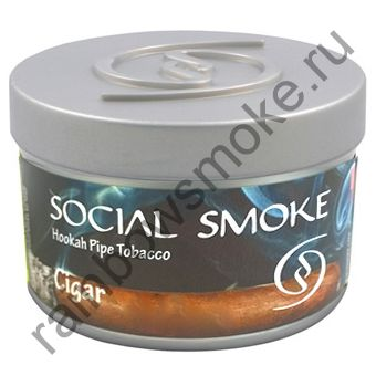 Social Smoke 250 гр - Cigar (Сигара)