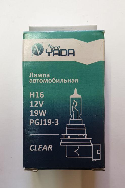 Лампа 12V H16 19W  904391 Nord Yada