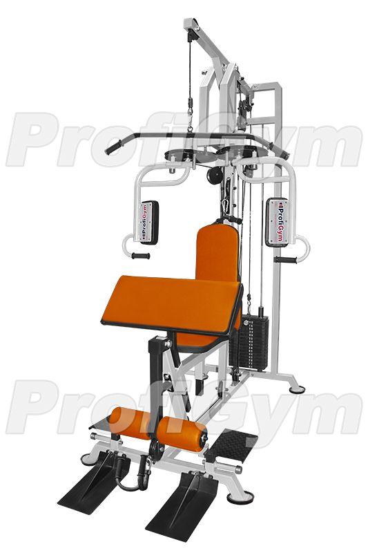 МС-0400-С Мультистанция для развития мышц всего тела