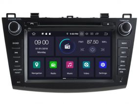 Witson Mazda 3 2009-2013 (W2-RVT5793)