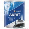 Финская краска Акрит-7 1 класса прочности ( Akrit 7 )